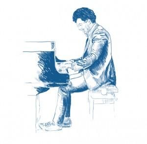 Speedhost gazduieste online un oaspete special, Teo Milea, pianist si compozitor