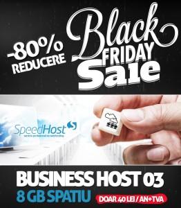 BlackFriday 2014 – 80%  reducere doar astazi 28.11.2014