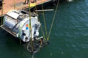 Microsoft testeaza datacenter-ul sub apa